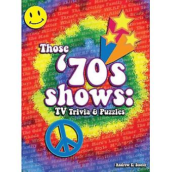 Those '70s Shows: TV Trivia & Puzzles