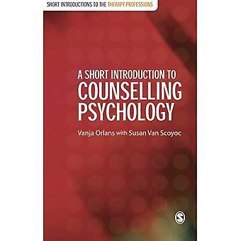 Krótkie wprowadzenie do doradztwa, Psychologia (krótkie wprowadzenia do zawodów terapii)