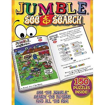 Jumble See & Search (Jumble (Triumph Books))