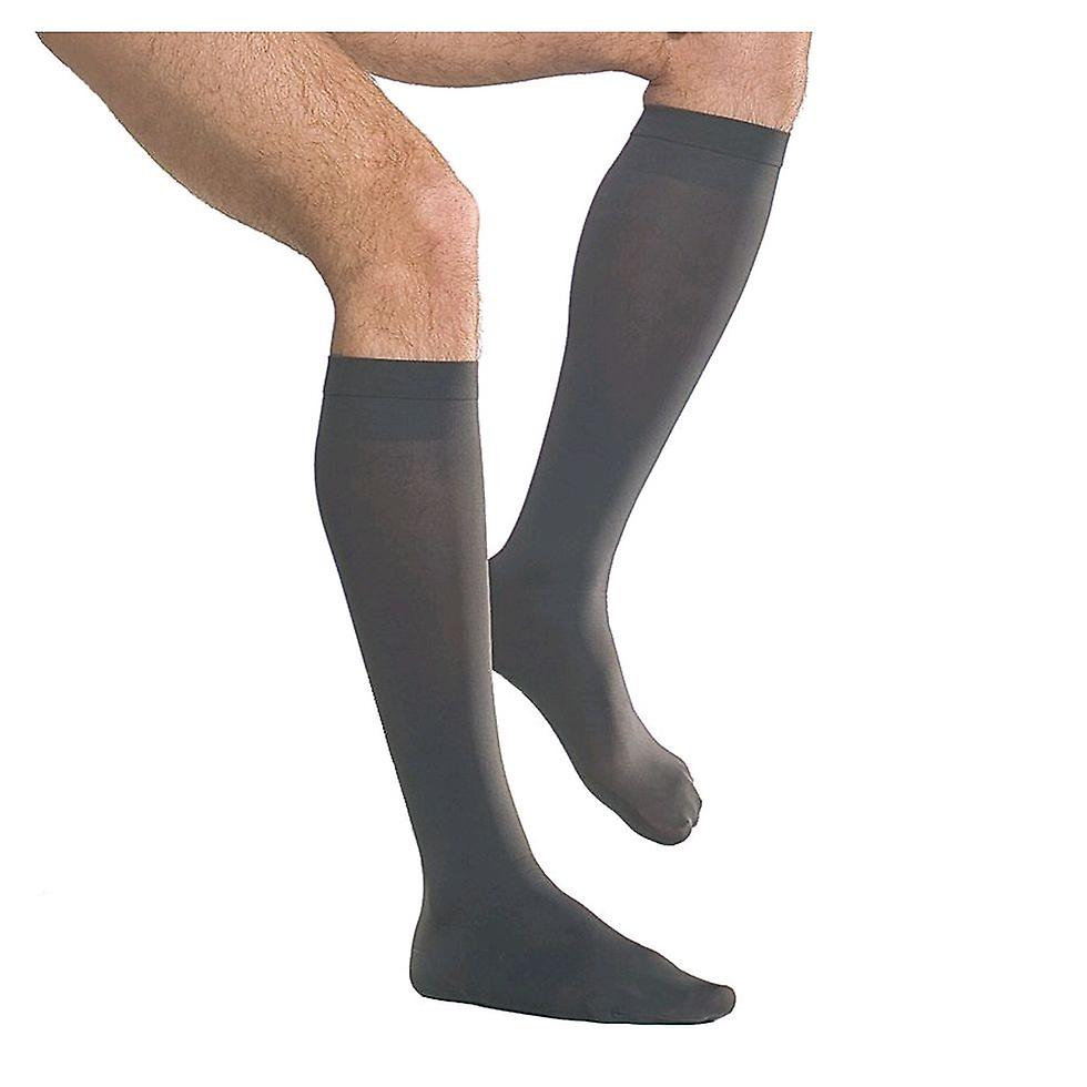 Solidea Relax Unisex Therapeutic Compression Socks Ccl1 [Style 424A8] Nero (Black)  XXL