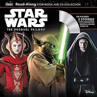 Star Wars the Prequel Trilogy Read-Along Storybook� & CD Collection (Read-Along Storybook and CD)