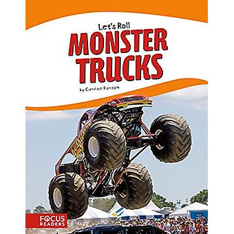 Monster Trucks by Candice Ransom - 9781635170474 Book
