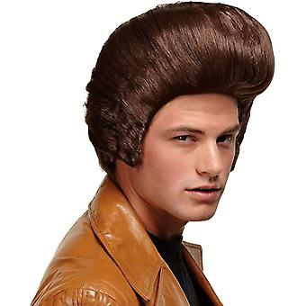 Dollar Daddy Brown Wig For Men