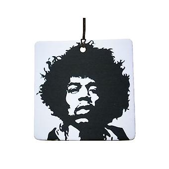 Jimi Hendrix Car Air Freshener