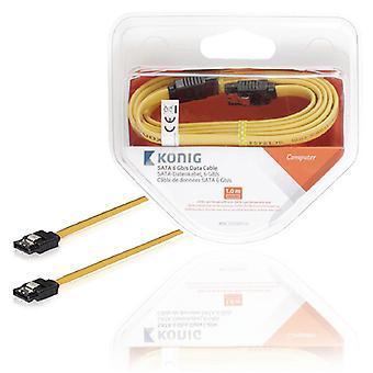 SATA 6 Gb/s câble SATA interne 1,00 m