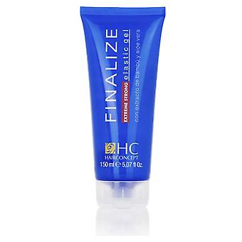 H.C. Finalize Extra-Hold Professional Elastic Gel 150 ml (Hair care , Styling products)