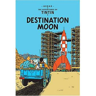 Destination Moon (Graphic novel) by Herge - 9781405206273 Book