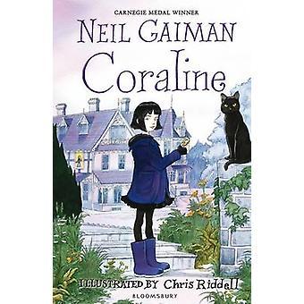 Coraline (Anniversary edition) by Neil Gaiman - Chris Riddell - 97814