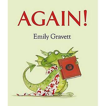 Again! by Emily Gravett - Emily Gravett - 9781442452312 Book