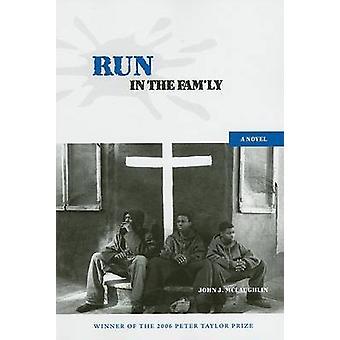 Run in the Fam'ly by John J McLaughlin - 9781572336452 Book