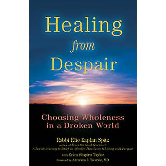Healing From Despair - Choosing Wholeness in a Broken World by Elie Ka