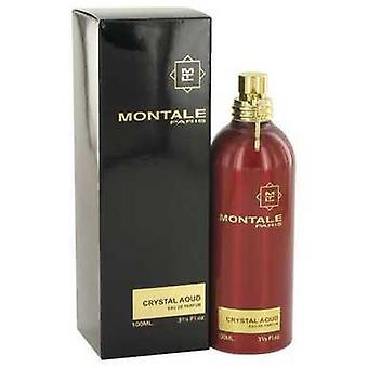 Montale Crystal Aoud By Montale Eau De Parfum Spray 3.3 Oz (women) V728-518273