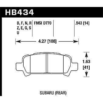 Hawk Performance HB434N.543 HP Plus