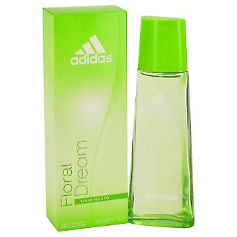 Adidas Floral Dream Eau De Toilette Spray By Adidas