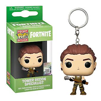 Fortnite Tower Recon specialist lomme pop! Nøglering