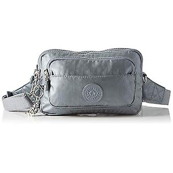 Kipling Multiple - Grey Gr Metal 20x13x7.5 cm (B x H T)
