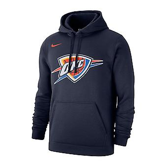 Nike NBA Oklahoma City Thunder po fleece Club Hood