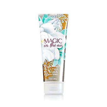 Bad & Body fungerar Magic i luften Ultra Shea Body Cream 8 oz/236 ml