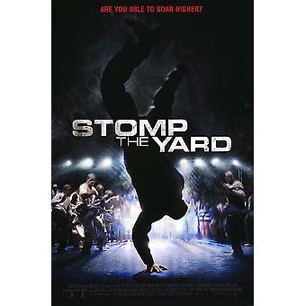 Stomp der Hof (doppelseitige Stil B) Original Kino Poster