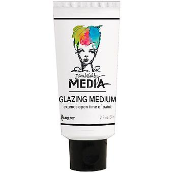 Dina Wakley Media beglazing middellange 2oz Tube-MDM46431