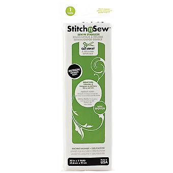 Stitch'n Sew Cut Away Stabilizer Medium Weight Soft 20