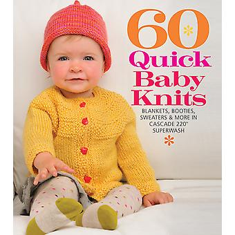 Sixth & Springs Books 60 Quick Baby Knits Ssb 96138