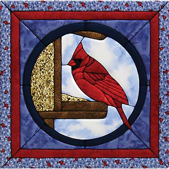 Cardinal Quilt Magic Kit 12