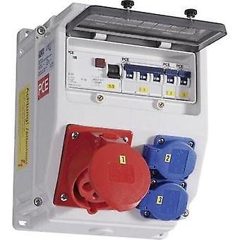 CEE power distributor DELTA Lofer7 9018311 400 V 32 A PCE