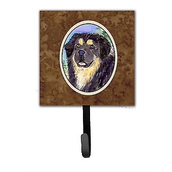 Tibetan Mastiff Leash Holder or Key Hook