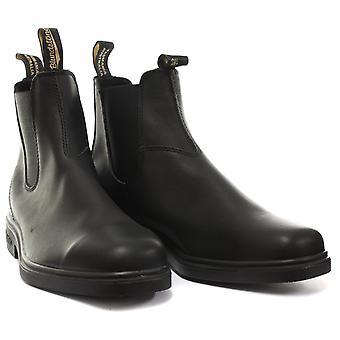 Blundstone 063 Chisel Toe Black Unisex Chelsea Dress Boots