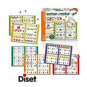 Diset Add And Subtract (Toys , Educative And Creative , Mathematics)