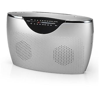 Audiosonic Portable Radio Am / Fm Aux-In (Casa , Elettronica , Radio)