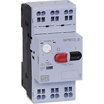 Overload relay adjustable 2.5 A WEG MPW12-3-D025S 1 pc(s)