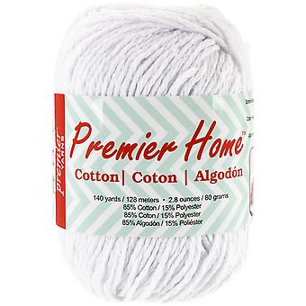 Home Cotton Yarn - Solid-White 38-1