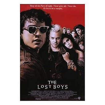 The Lost Boys Movie Poster (11 x 17)