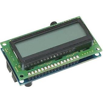 C-Control LCD I²C Compatible with: C-Control