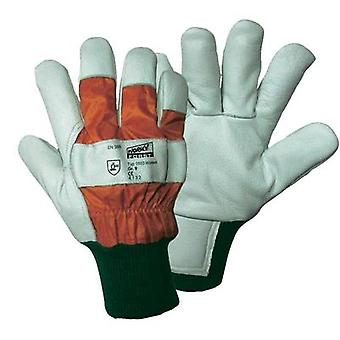 worky 1603 Wiesel Forst - Forestry protection glove, Size 9 Upper material: co