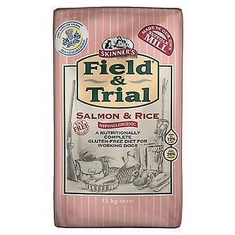 Feltet & retssag laks & ris allergivenlige 15 kg