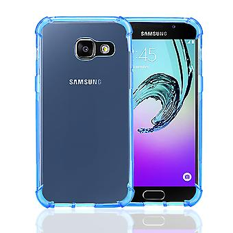 32nd Tough Gel case for Samsung Galaxy A3 (2017) - Deep Blue