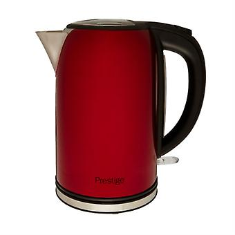 Prestige 46120 Jug Kettle in Red