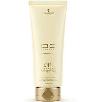 Schwarzkopf Professional BC Bonacure Oil Miracle Light Shampoo 200ml