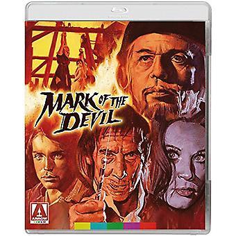 Mark af Djævelen [BLU-RAY] USA importen