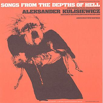 Kulisiewicz/Aleksander Tytys - Songs From the Depths of Hell [CD] USA import