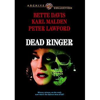 Dead Ringer [DVD] USA import