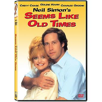 Seems Like Old Times [DVD] USA import