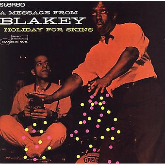 Art Blakey - Holiday for Skins [CD] USA import