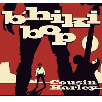 Fætter Harley - B'Hiki Bop [CD] USA import