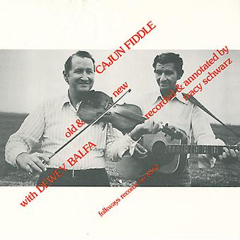 Dewey Falfa - Cajun Fiddle Old & New: Instruction [CD] USA import