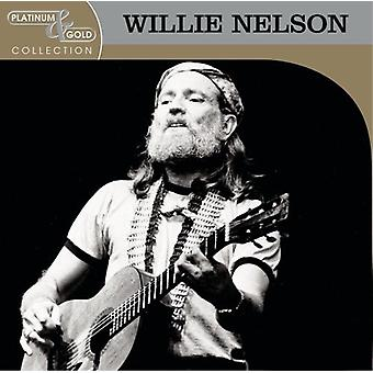 Willie Nelson - Platinum & Gold Collection [CD] USA import
