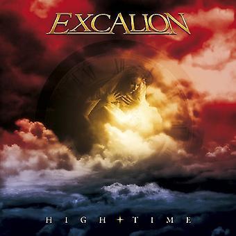 Excalion - høj tid [CD] USA importerer